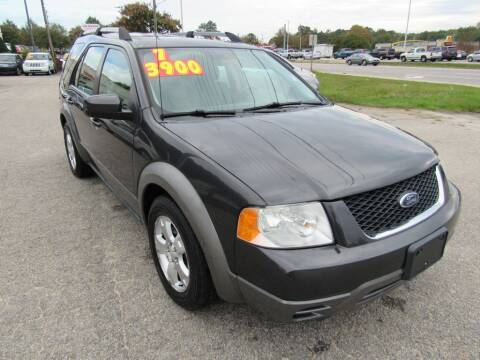 2007 Ford Freestyle for sale at Auto Bella Inc. in Clayton NC