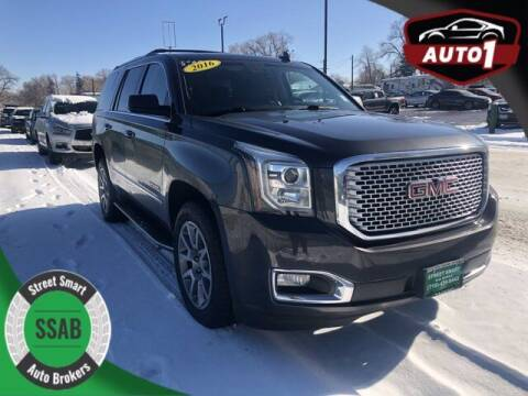 2016 GMC Yukon for sale at Street Smart Auto Brokers in Colorado Springs CO