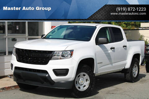 2019 Chevrolet Colorado for sale at Master Auto Group in Raleigh NC