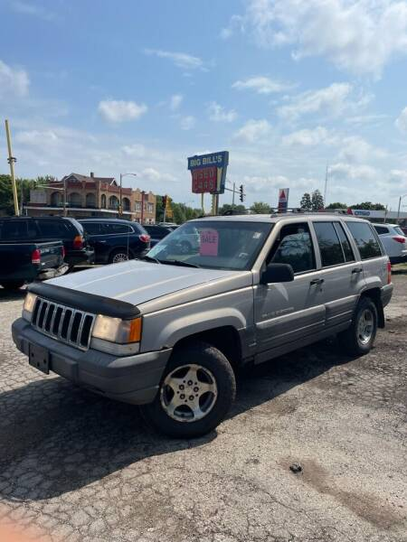 1998 Jeep Grand Cherokee for sale at Big Bills in Milwaukee WI