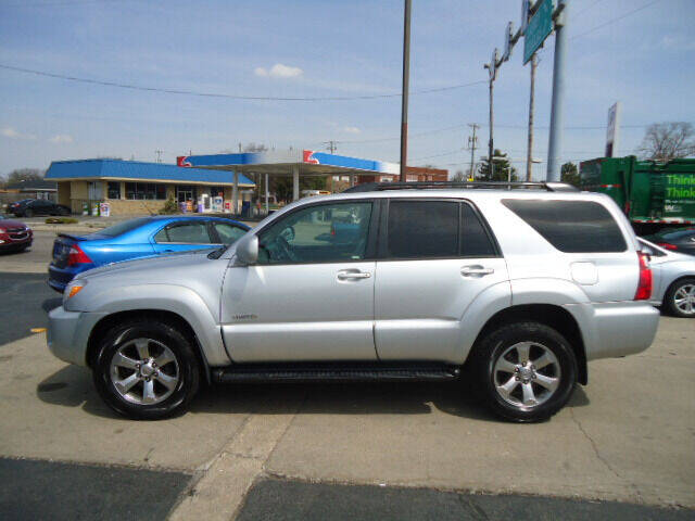 2006 Toyota 4Runner for sale at Tom Cater Auto Sales in Toledo OH