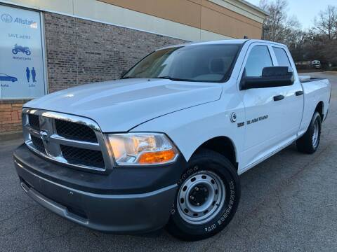 2011 RAM Ram Pickup 1500 for sale at Gwinnett Luxury Motors in Buford GA
