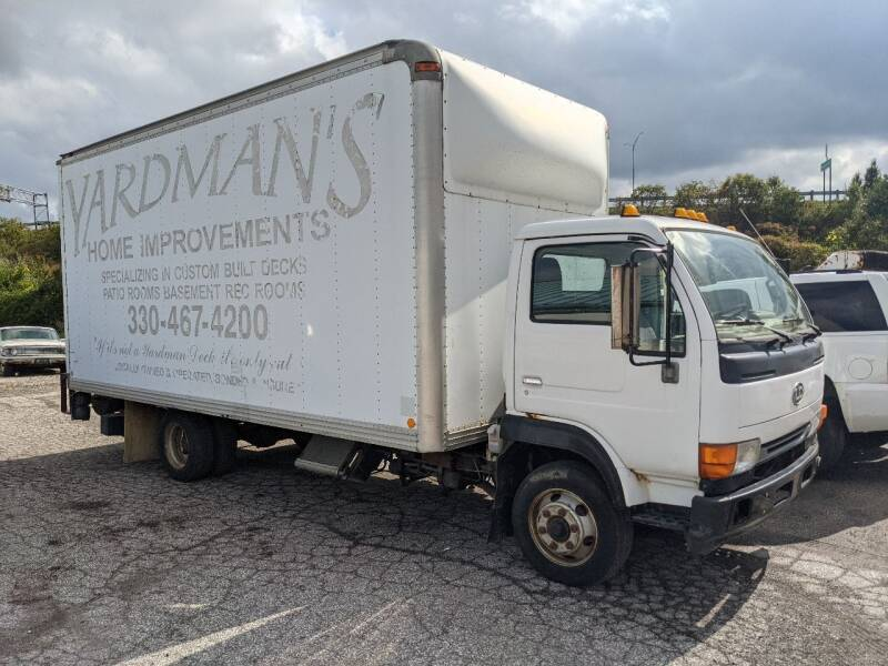 2000 UD Trucks UD1800CS for sale at C & C Wholesale in Cleveland OH