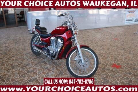 1993 Suzuki Intruder for sale at Your Choice Autos - Waukegan in Waukegan IL