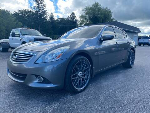 2011 Infiniti G37 Sedan for sale at Erie Shores Car Connection in Ashtabula OH