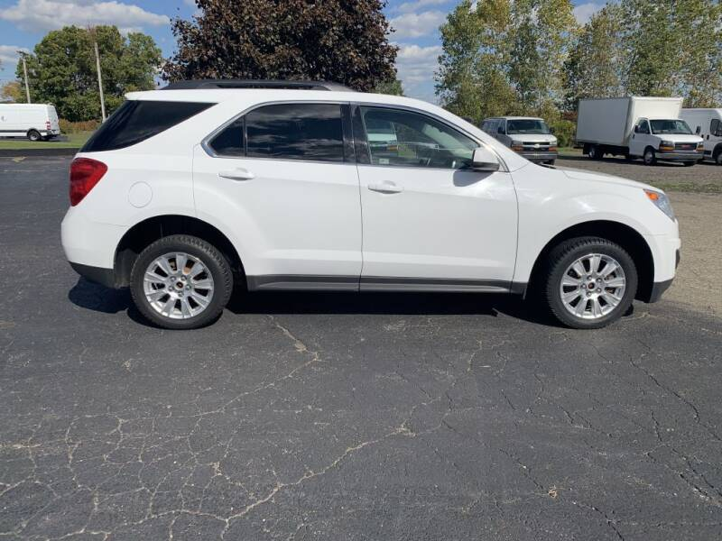 2014 Chevrolet Equinox for sale at Hawkins Motors Sales in Hillsdale MI
