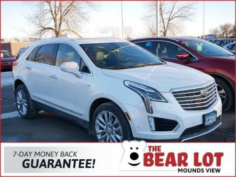 2017 Cadillac XT5 for sale at Rydell Auto Outlet in Mounds View MN