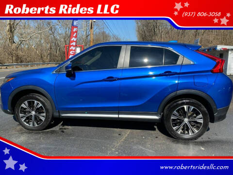 2018 Mitsubishi Eclipse Cross for sale at Roberts Rides LLC in Franklin OH