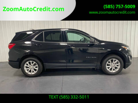 2019 Chevrolet Equinox for sale at ZoomAutoCredit.com in Elba NY