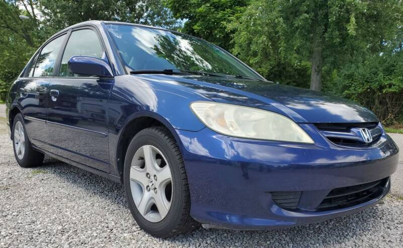 2005 Honda Civic for sale at Knapp Auto Sales in Mansfield OH