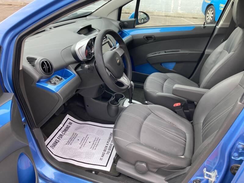 2014 Chevrolet Spark 1LT CVT 4dr Hatchback - Van Nuys CA
