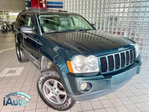 2005 Jeep Grand Cherokee for sale at iAuto in Cincinnati OH