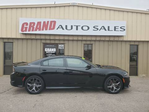 2019 Dodge Charger for sale at GRAND AUTO SALES in Grand Island NE
