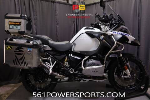 2015 BMW R 1200 GS Adventure for sale at Powersports of Palm Beach in Hollywood FL