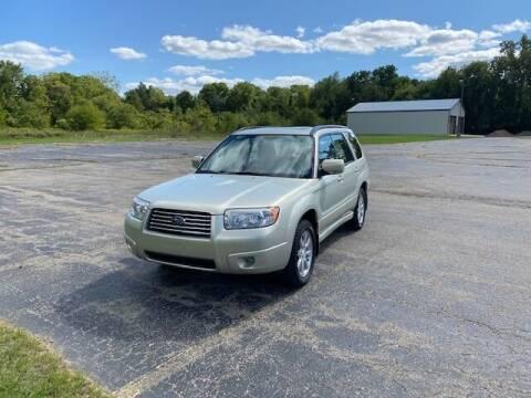 2006 Subaru Forester for sale at Caruzin Motors in Flint MI