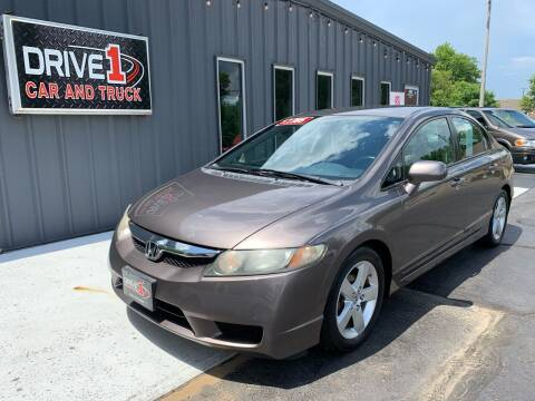 2010 Honda Civic for sale at Drive 1 Car & Truck in Springfield OH