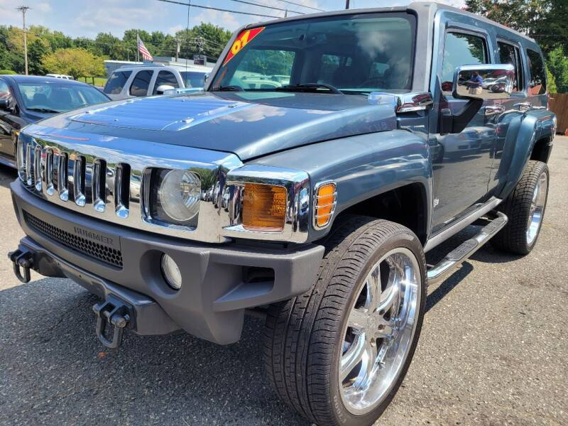 2007 HUMMER H3 for sale at Ace Auto Brokers in Charlotte NC