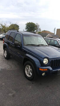 2002 Jeep Liberty for sale at American & Import Automotive in Cheektowaga NY