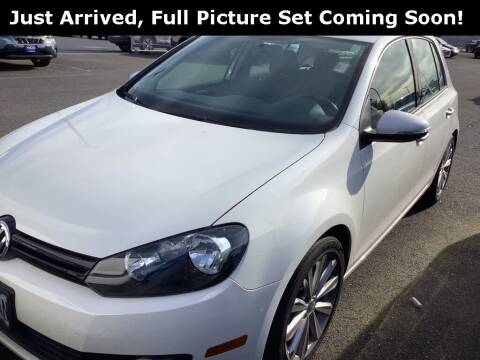 2012 Volkswagen Golf for sale at Royal Moore Custom Finance in Hillsboro OR
