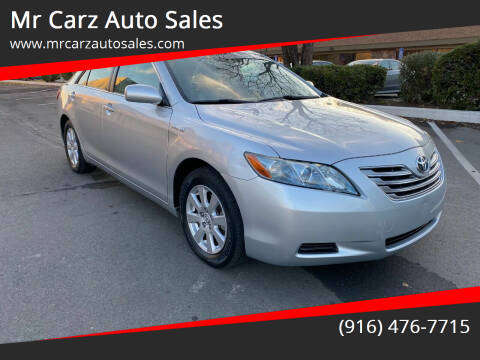 2007 Toyota Camry Hybrid for sale at Mr Carz Auto Sales in Sacramento CA