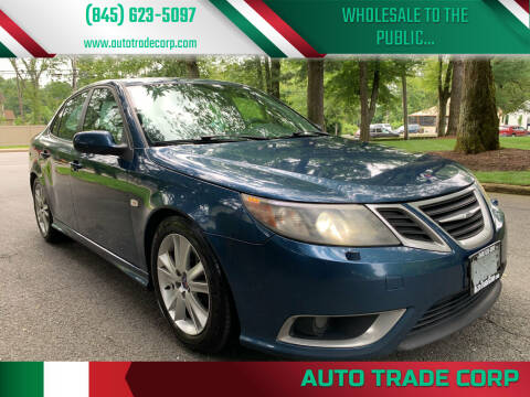 2008 Saab 9-3 for sale at AUTO TRADE CORP in Nanuet NY