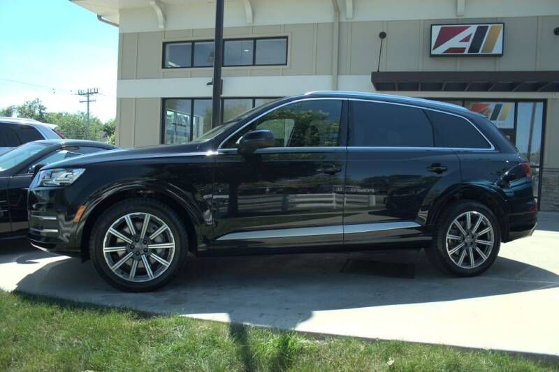 2018 Audi Q7 for sale in Powell, OH