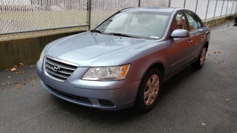 2010 Hyundai Sonata for sale at J & T Auto Sales in Warwick RI