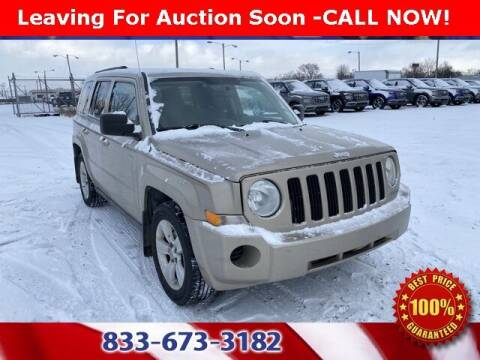 2010 Jeep Patriot for sale at Glenbrook Dodge Chrysler Jeep Ram and Fiat in Fort Wayne IN