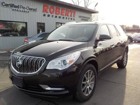 2013 Buick Enclave for sale at Roberti Automotive in Kingston NY