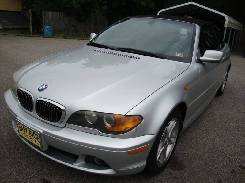 2004 BMW 3 Series for sale at Easy Ride Auto Sales Inc in Chester VA