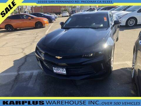 2016 Chevrolet Camaro for sale at Karplus Warehouse in Pacoima CA
