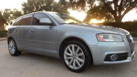 2010 Audi A3 for sale at Exhibit Sport Motors in Houston TX