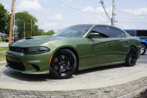 2019 Dodge Charger for sale at Platinum Motors LLC in Heath OH