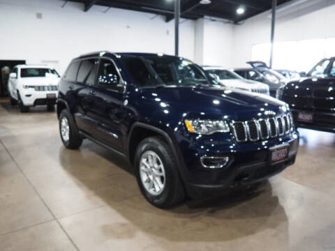 2018 Jeep Grand Cherokee for sale at Montclair Motor Car in Montclair NJ