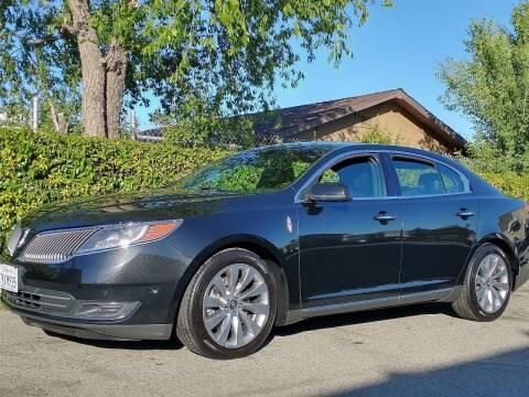 2014 Lincoln MKS for sale at California Diversified Venture in Livermore CA