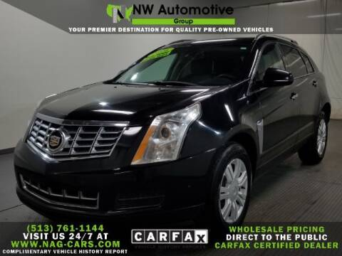 2016 Cadillac SRX for sale at NW Automotive Group in Cincinnati OH