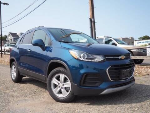 2020 Chevrolet Trax for sale at Mirak Hyundai in Arlington MA