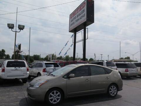 2009 Toyota Prius for sale at United Auto Sales in Oklahoma City OK