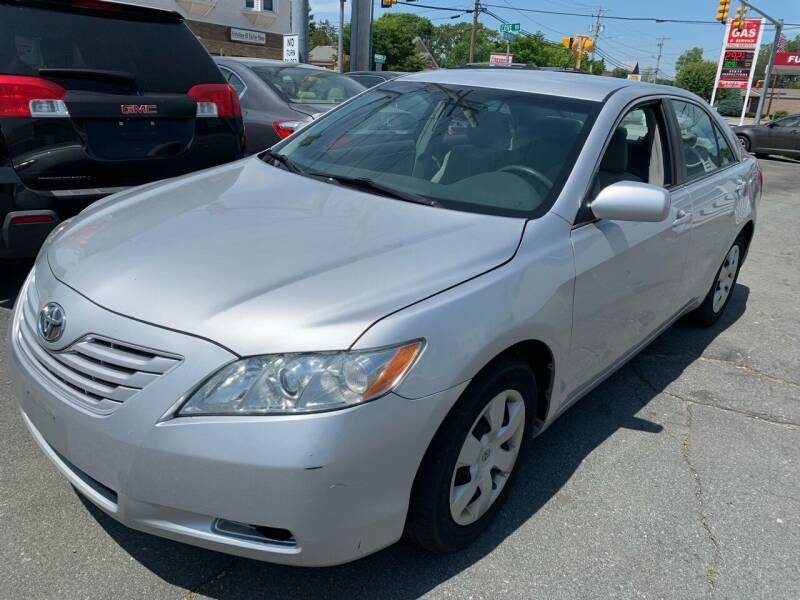 2008 Toyota Camry for sale at Better Auto in South Darthmouth MA