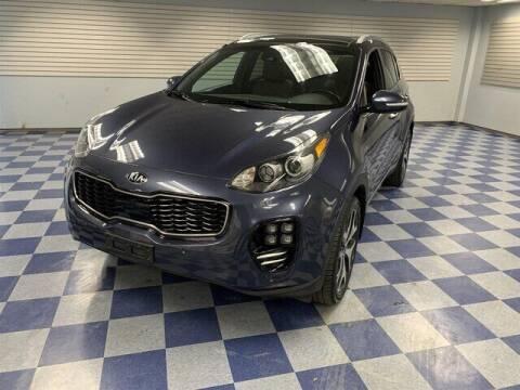 2017 Kia Sportage for sale at Mirak Hyundai in Arlington MA