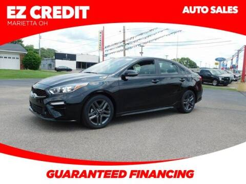 2020 Kia Forte for sale at Pioneer Family preowned autos in Williamstown WV