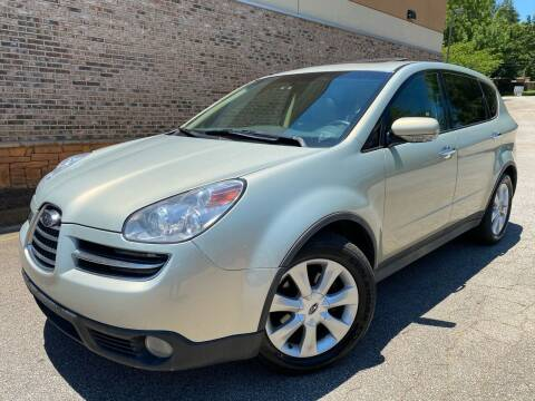 2006 Subaru B9 Tribeca for sale at Gwinnett Luxury Motors in Buford GA