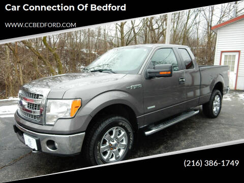 2013 Ford F-150 for sale at Car Connection of Bedford in Bedford OH