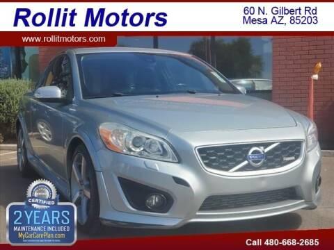 2011 Volvo C30 for sale at Rollit Motors in Mesa AZ