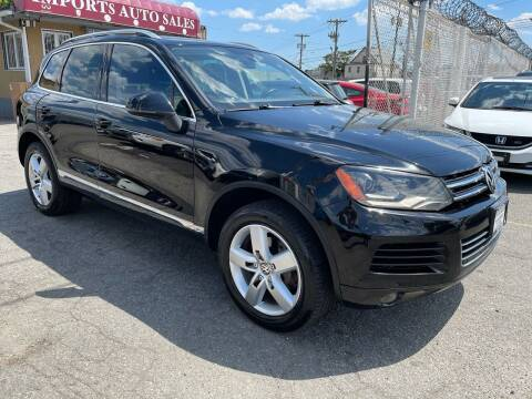 2013 Volkswagen Touareg for sale at Imports Auto Sales Inc. in Paterson NJ