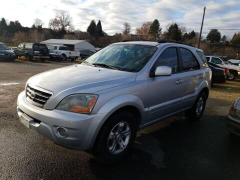 2007 Kia Sorento for sale at Marvelous Motors in Garden City ID