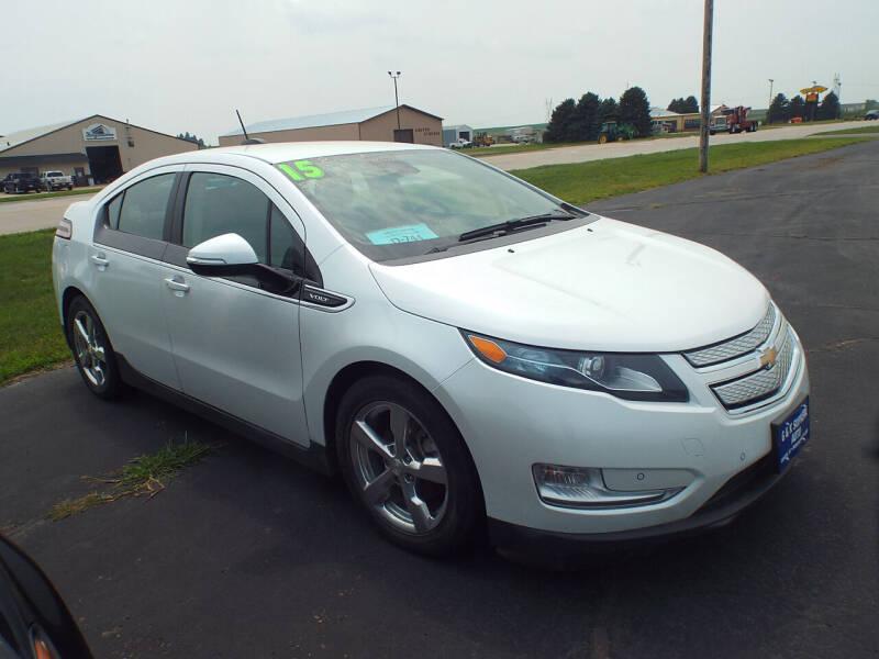 2015 Chevrolet Volt for sale at G & K Supreme in Canton SD