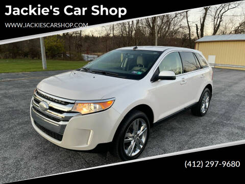 2011 Ford Edge for sale at Jackie's Car Shop in Emigsville PA