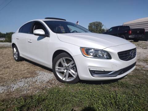2015 Volvo S60 for sale at Sinclair Auto Inc. in Pendleton IN