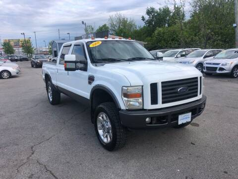 2008 Ford F-250 Super Duty for sale at LexTown Motors in Lexington KY